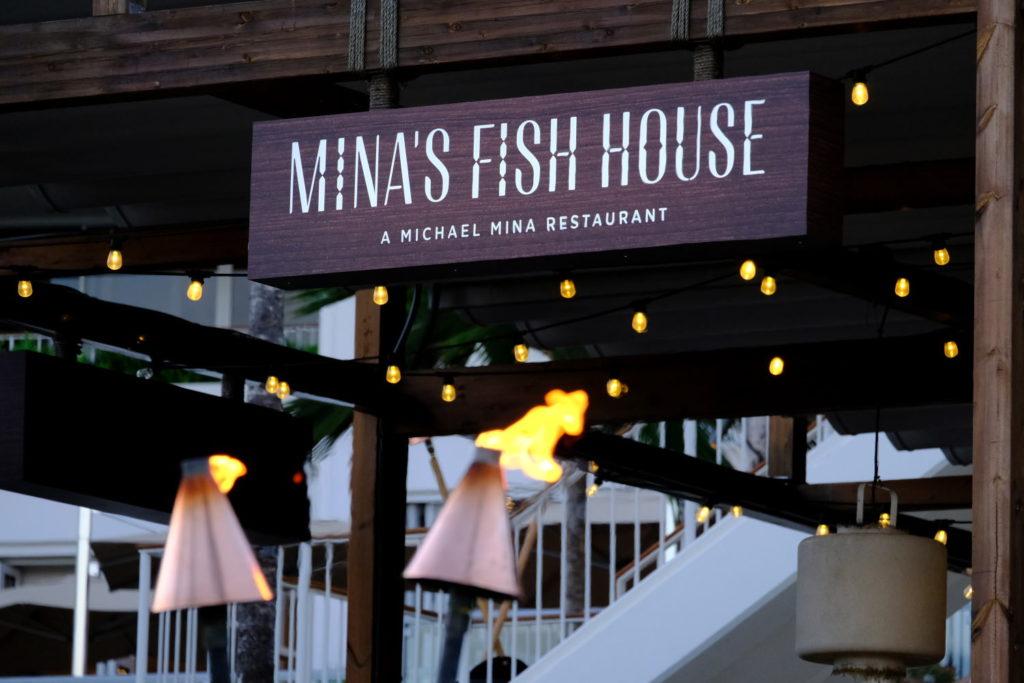 Mina's Fish House