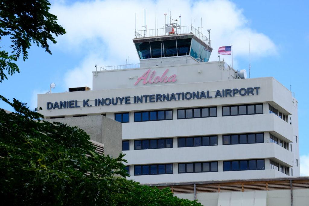 ダニエル・K・イノウエ空港(ホノルル国際空港)