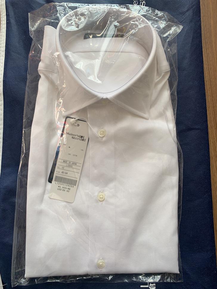 鎌倉シャツの福袋(8000円)の中身